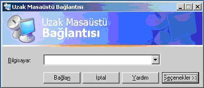 windows uzaktan eri�im